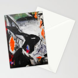 No need for tasting - Vegan Series - Original painting - Marina Taliera Stationery Cards
