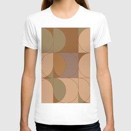 Abstract Geometric Artwork 37 T-shirt