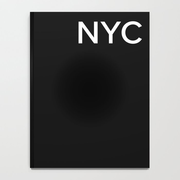 NYC - New York City Notebook