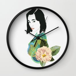 Kiko Wall Clock