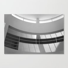 Getty Abstract No.1 Canvas Print