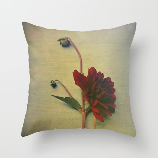 Whispers of Love Throw Pillow