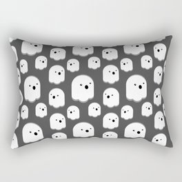 Ghosties! BooooooOOO! Rectangular Pillow