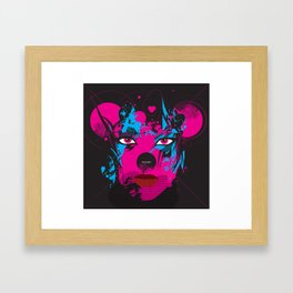 The Wakuncar Framed Art Print