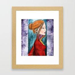 Arlandria Framed Art Print