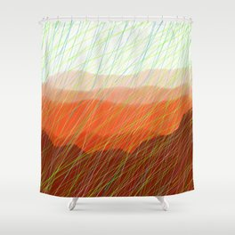 Thirst Shower Curtain