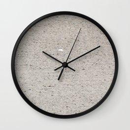 Textures Sand Wall Clock