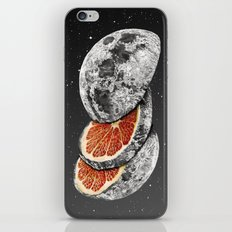 Lunar Fruit iPhone Skin