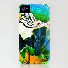 Parrot iPhone (4, 4s) Slim Case