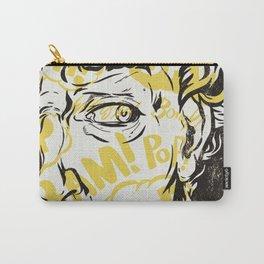 Pop Art David Carry-All Pouch