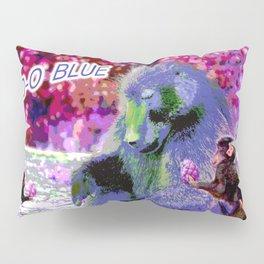 DAD-O BLUE Pillow Sham