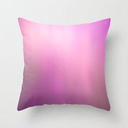Pink Sheen Throw Pillow