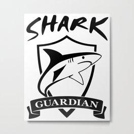 Official Logo - White Background - v1 Metal Print