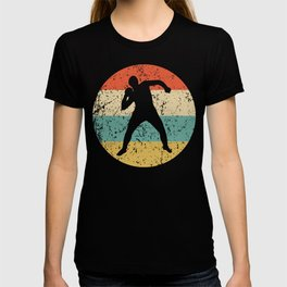 Shot Put Vintage Retro Track And Field T-shirt