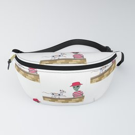 Jimmy and the Stray Fanny Pack