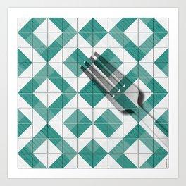 Cucina I Art Print