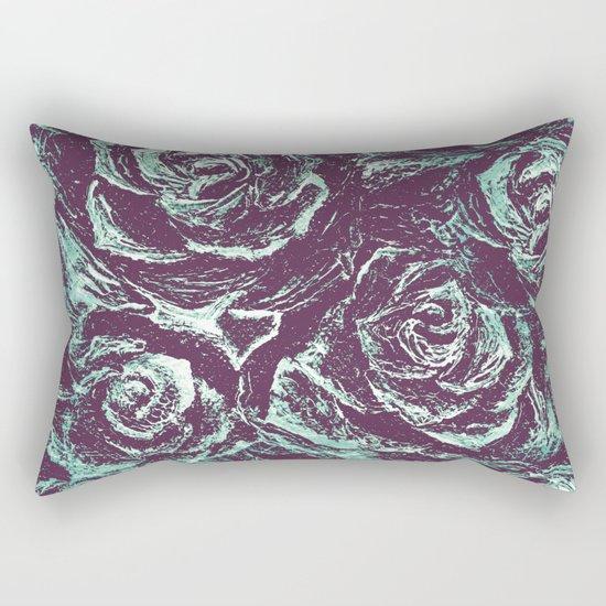 Florals Rectangular Pillow