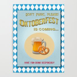 Poster of 'Waiting for the Oktoberfest' Poster