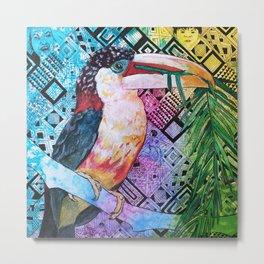 The Origin of the Aracari ( Toucan Bird Whisperer Project ) Metal Print
