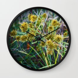 Nature In Motion Wall Clock