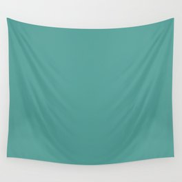 Sea Blue Wall Tapestry
