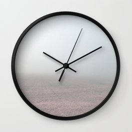 An instant of mystery Wall Clock
