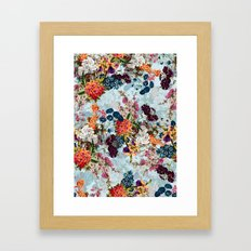 Summer Botanical Garden VIII Framed Art Print