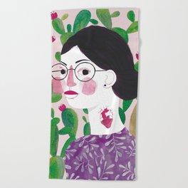 Emma Beach Towel