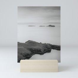 Over the Sea Mini Art Print