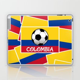 Colombia Football Laptop & iPad Skin