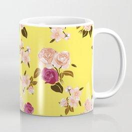 Belle Roses Coffee Mug