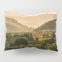 Sunny afternoon in Lake District Pillow Sham