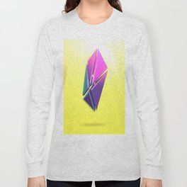 PurpleDiamond Long Sleeve T-shirt