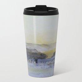 Spring Light Metal Travel Mug