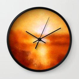 Before Night Wall Clock
