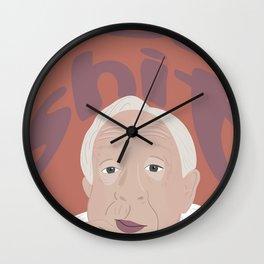 Leslie Jordan Wall Clock