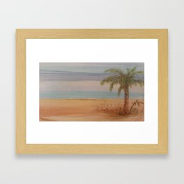 Go South Framed Art Print