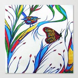 Sweet Nature Canvas Print