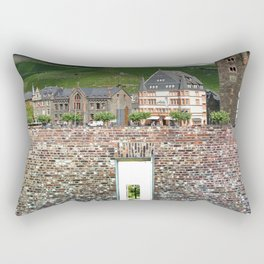 The Secret Door 01 Rectangular Pillow