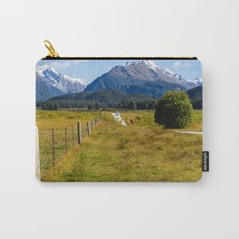 Mountain Road- New Zealand Carry-All Pouch