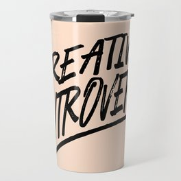 The Creative Introvert Travel Mug