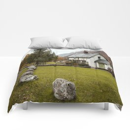 Irish Cottage Comforters