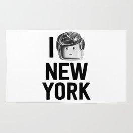 I Love New York Rug