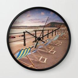 Sidmouth Wall Clock