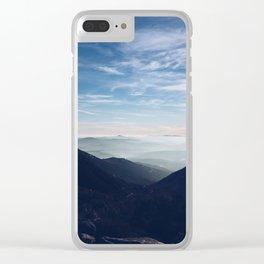 Serra da Estrela - Paisage Clear iPhone Case