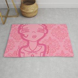 AGATHA (pink) Rug