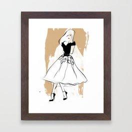 LikeGrace Framed Art Print
