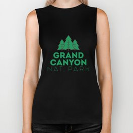 Grand Canyon National Park Tree Arizona Classic Park Biker Tank