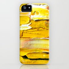 Yellow iPhone (5, 5s) Slim Case