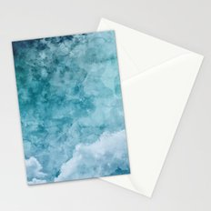 Over The Clouds Stationery Cards
